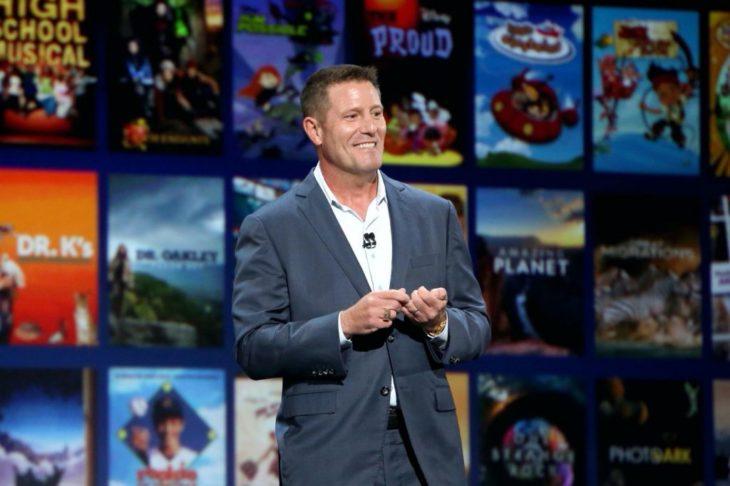 Le responsable de Disney + devient directeur chez TikTok