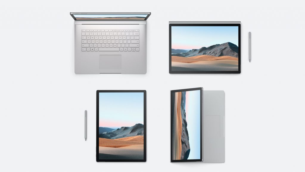 Surface Book 3 1024x576 1 - Microsoft annonce les Surface Go 2 et Surface Book 3