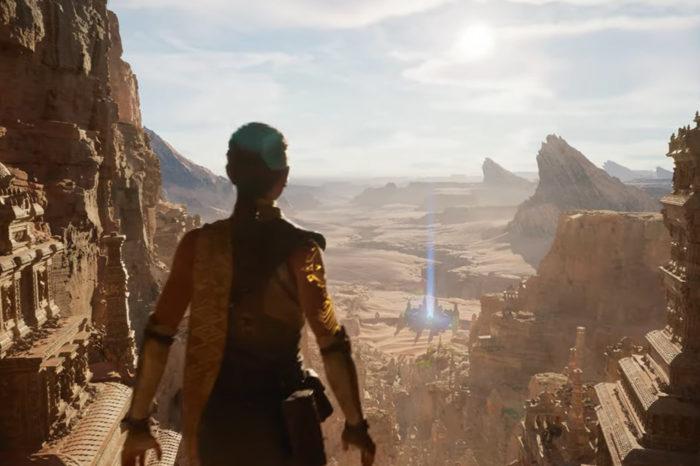 Unreal Engine 5 : voici à quoi devraient ressembler les jeux sur Playstation 5