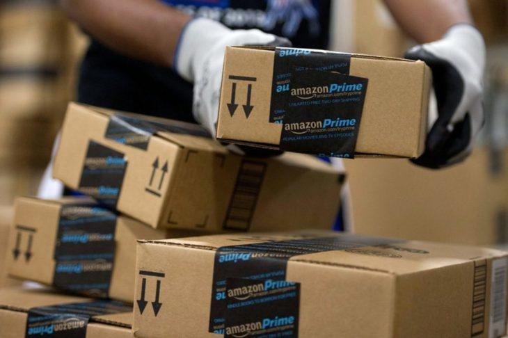 Amazon va surveiller ses livreurs avec des caméras