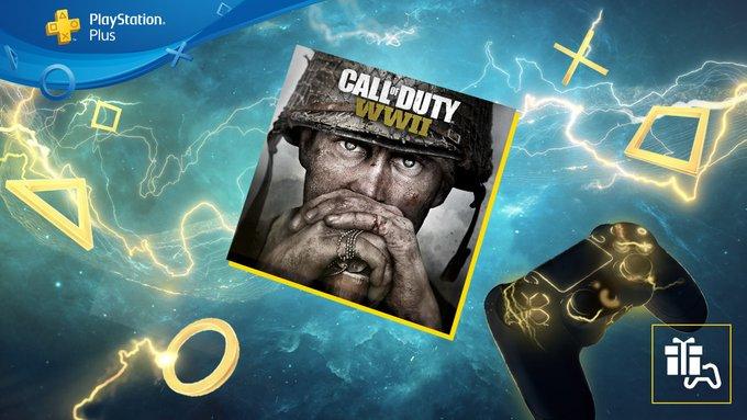 Call of Duty : WWII gratuit dès aujourd'hui sur PS4