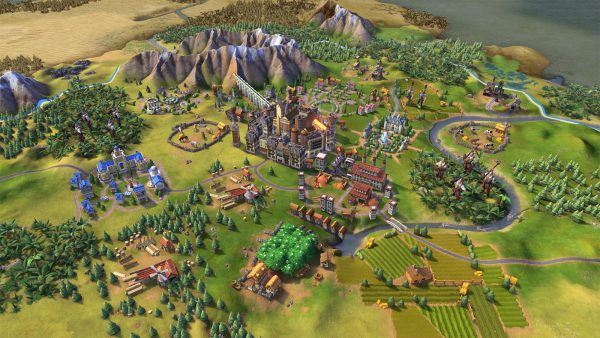 Civilization 6 gratuit sur l'Epic Games Store