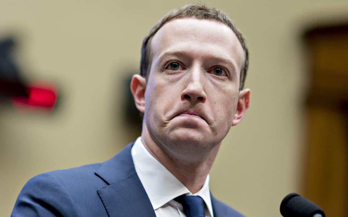 facebook mark zuckerberg thierry breton - Des voix s'élèvent au sein de Facebook contre les publications de Trump