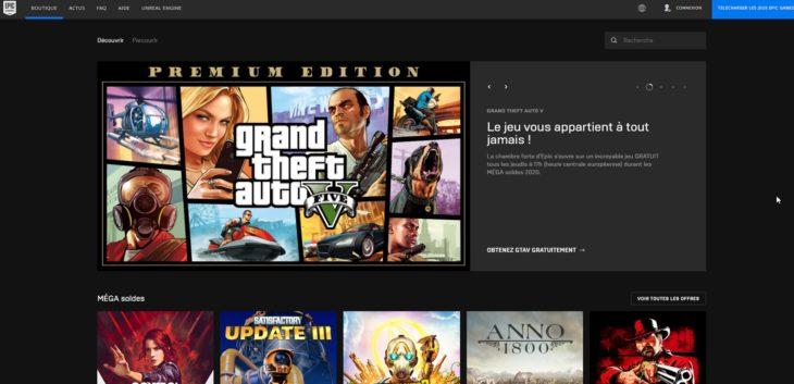 GTA V offert sur PC : comment le télécharger ?