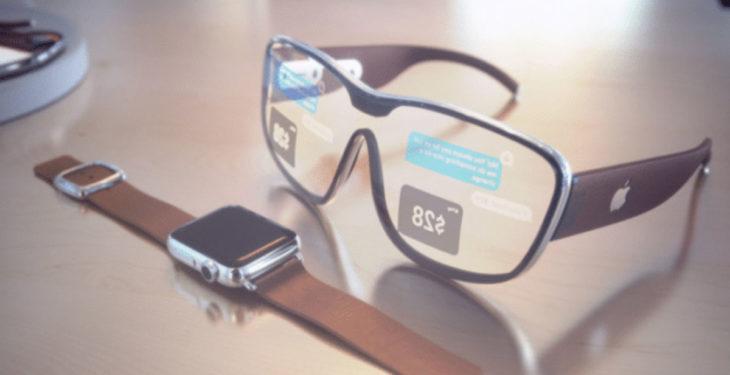 Les lunettes de réalité augmentée d'Apple n'arriveraient pas avant 2022