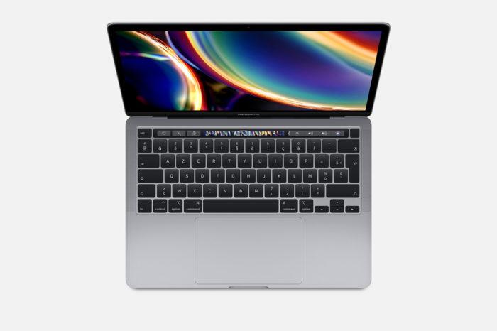 Apple dévoile un nouveau MacBook Pro 13 pouces
