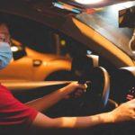 mask uber driver chauffeur 150x150 - Uber, Taxify, Google, Netflix : les brèves high-tech du 6/10