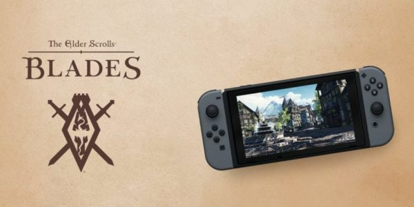 the elder scrolls blades switch - The Elder Scrolls : Blades est désormais gratuit sur Nintendo Switch