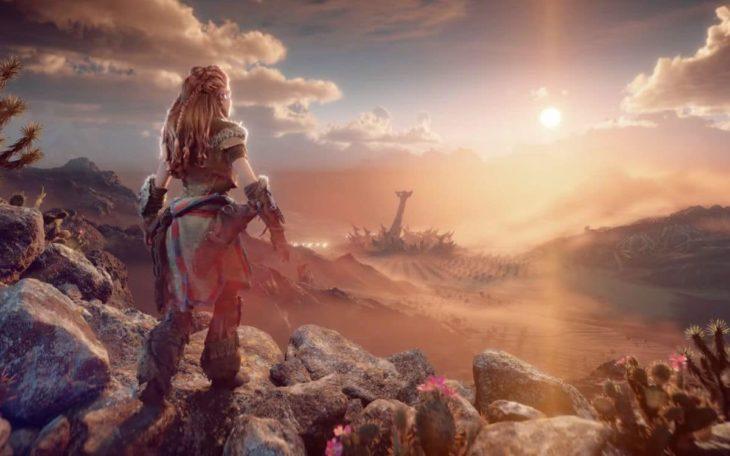 PS5 : Horizon Forbidden West prévu pour 2021