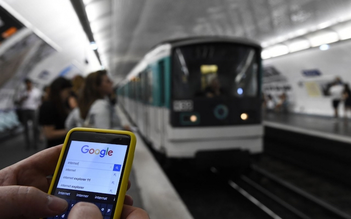 Le métro parisien est désormais entièrement couvert par la 4G