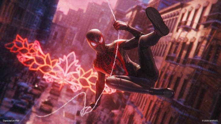 "PS5 : Spider-Man Miles Morales sera jouable en 4K / 60 FPS… en ""option"""