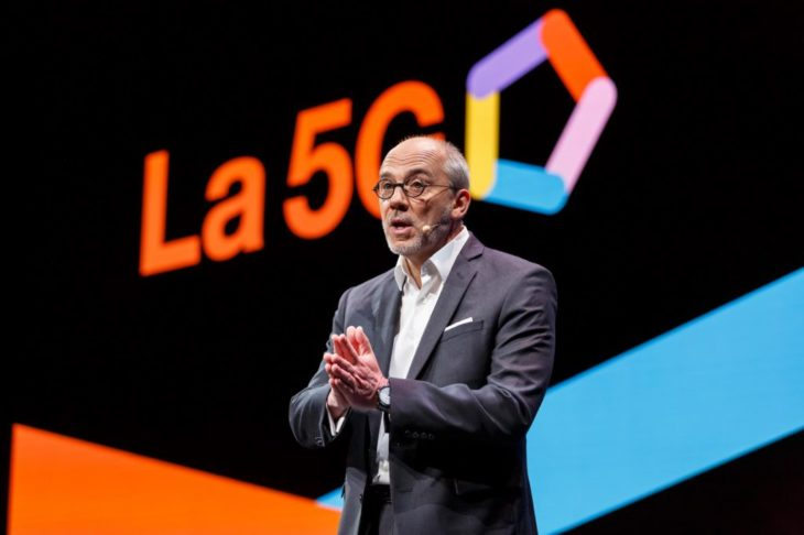 "Orange croit à la 5G, ""contrairement à d'autres manifestement"""