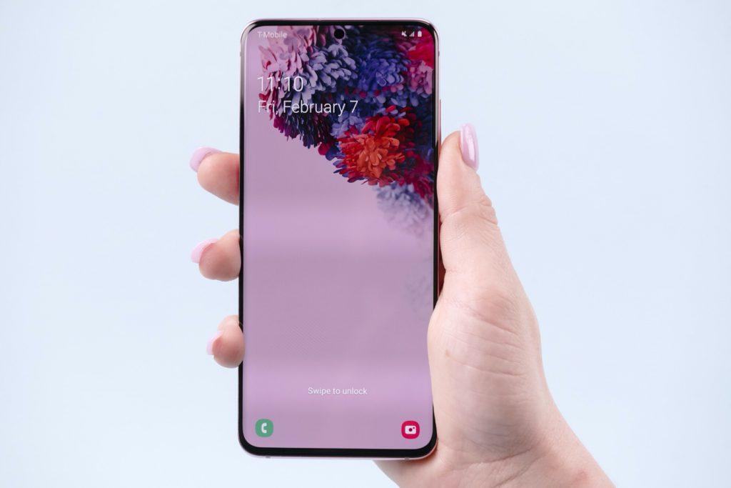 Galaxy S20 Ultra Avant Officiel 1024x683 1 - Comme Apple, Samsung ne veut plus fournir de chargeur lors de l'achat de ses smartphones