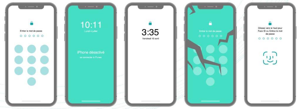 AnyUnlock : déverrouiller un iPhone sans code, Touch ID, Face ID...