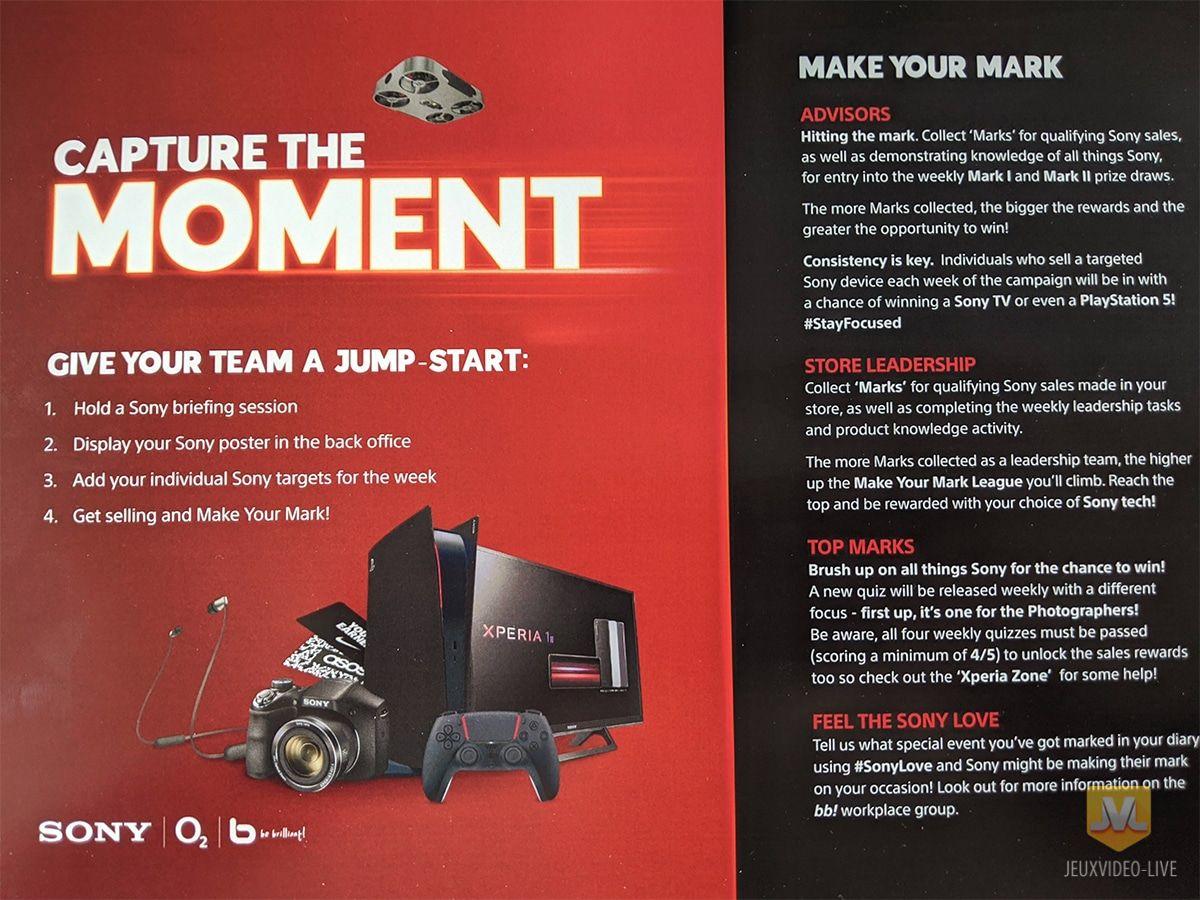 Une Playstation 5 noire possiblement confirmée dans une pub de Sony