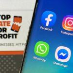stop hate for profit facebook instagram whatsapp 150x150 - Facebook menace de fermer son réseau social et Instagram en Europe