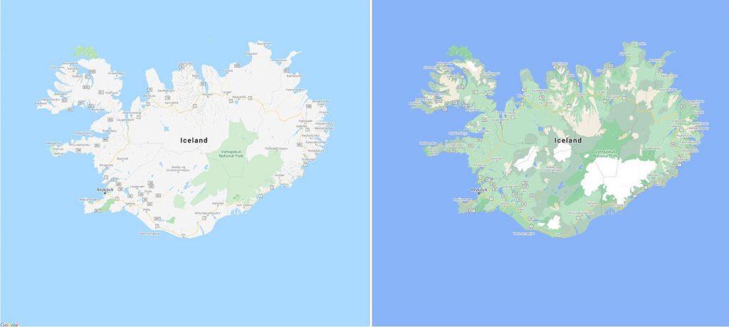 Google Maps s'améliore et offre plus de détails visuels