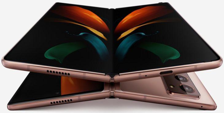 Samsung annonce le Galaxy Z Fold 2, nouveau smartphone pliable prometteur