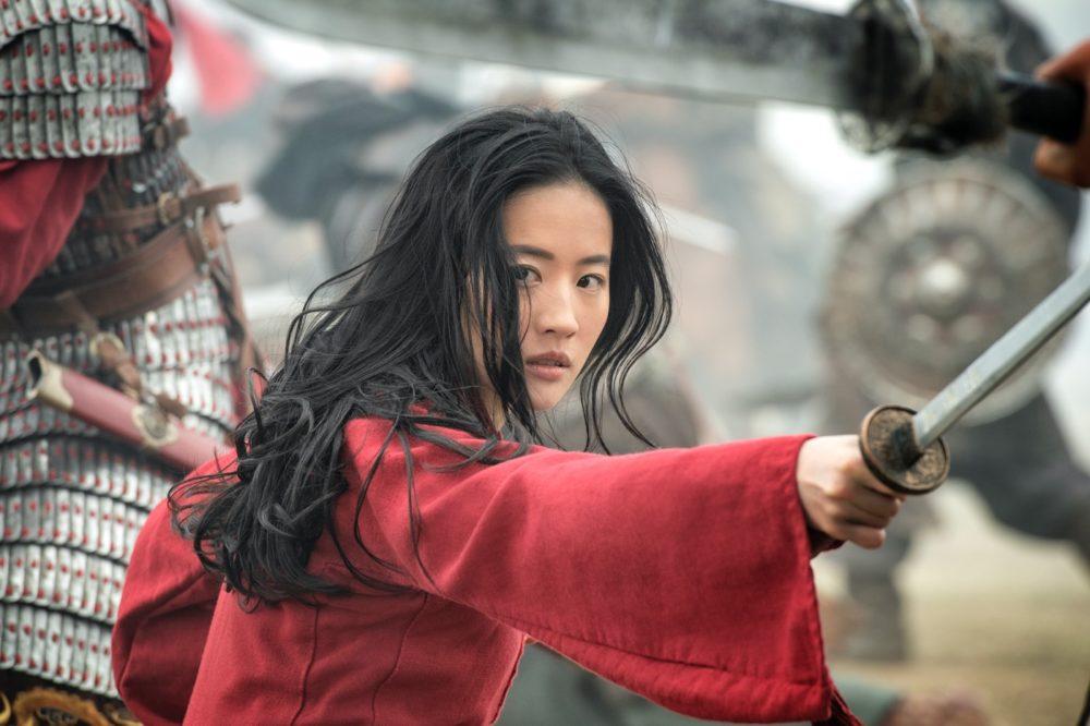 Mulan devient le film le plus piraté du moment