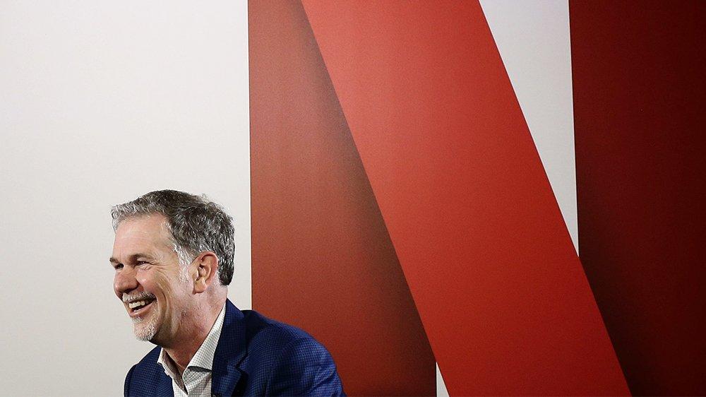 Netflix n'aura jamais de publicités, assure son PDG