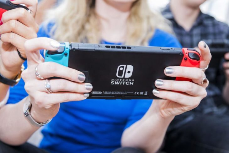 Nintendo : gros succès en France, 4,7 millions de Switch vendues