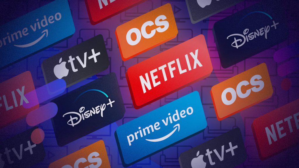 SVOD Streaming Netflix Disney Plus Prime Video OCS 1024x576 1 - Streaming : la chronologie des médias va évoluer, les films sortiront plus rapidement