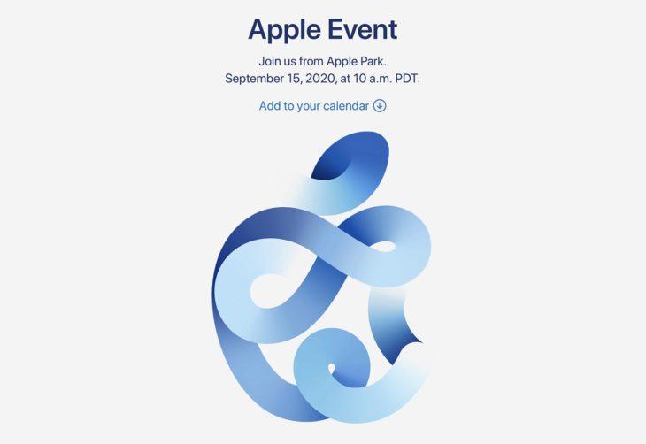 Apple Event : la marque à la pomme tiendra une conférence le 15 septembre