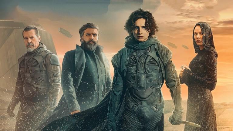 Dune : le film qui excite les geeks s'offre un trailer mouvementé