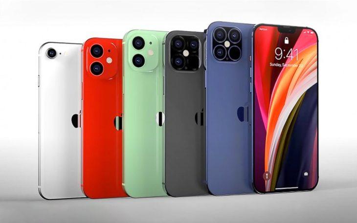 Les ventes d'iPhone auraient progressé de 10% en 2020