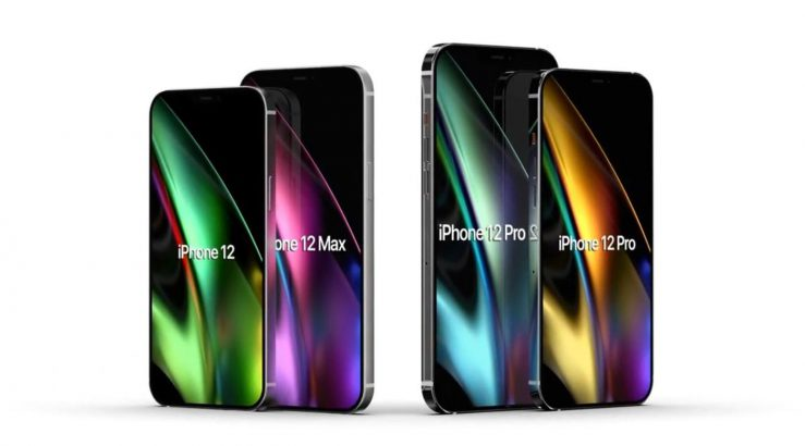 iPhone 12 et 12 Pro 739x410 1 - iPhone 12 : la keynote Apple pour le 13 octobre ?