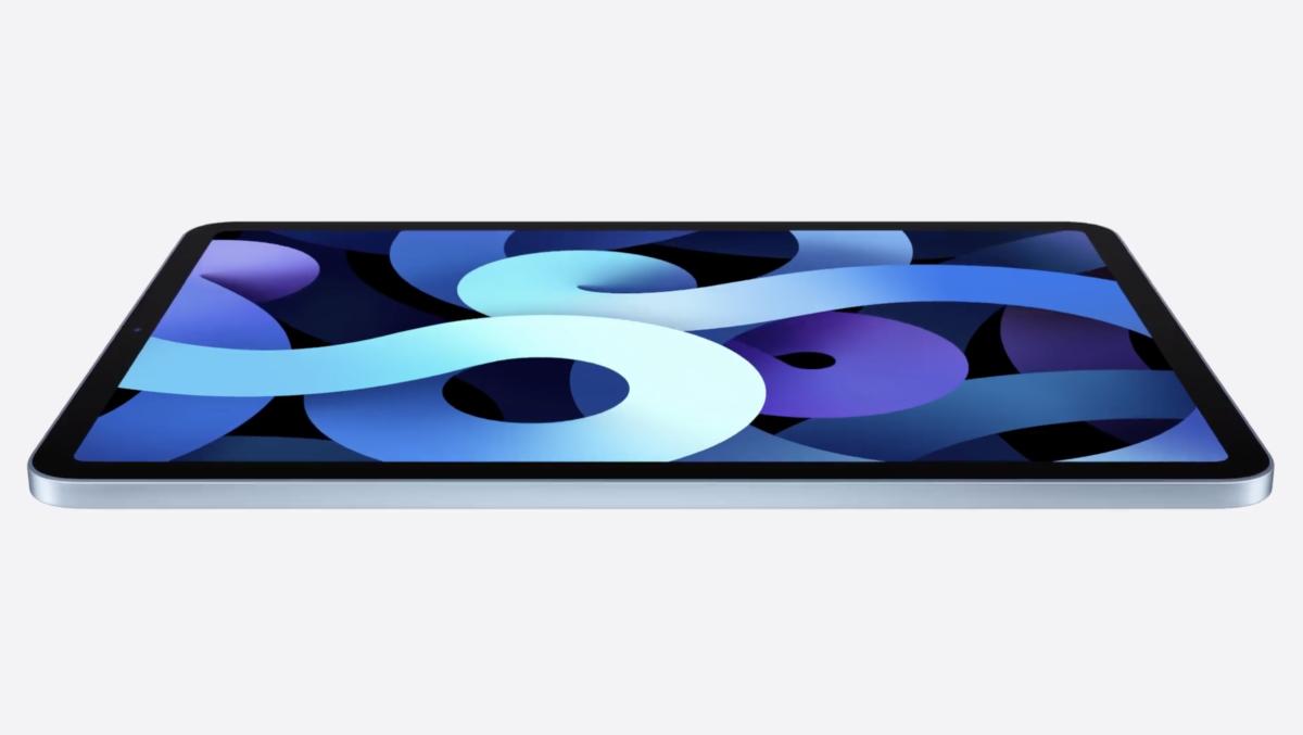 ipad air 4 e1600689284456 - L'iPad Air 4 vole-t-il la vedette à l'iPad Pro ?