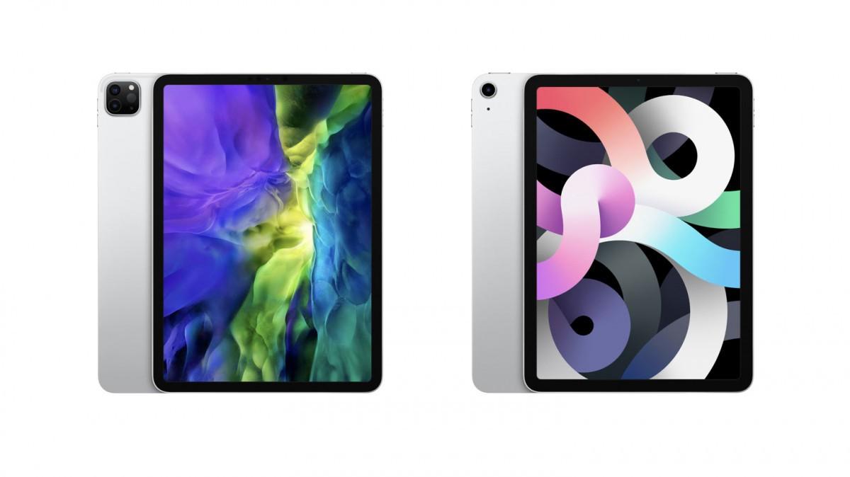 L'iPad Air 4 vole-t-il la vedette à l'iPad Pro ?