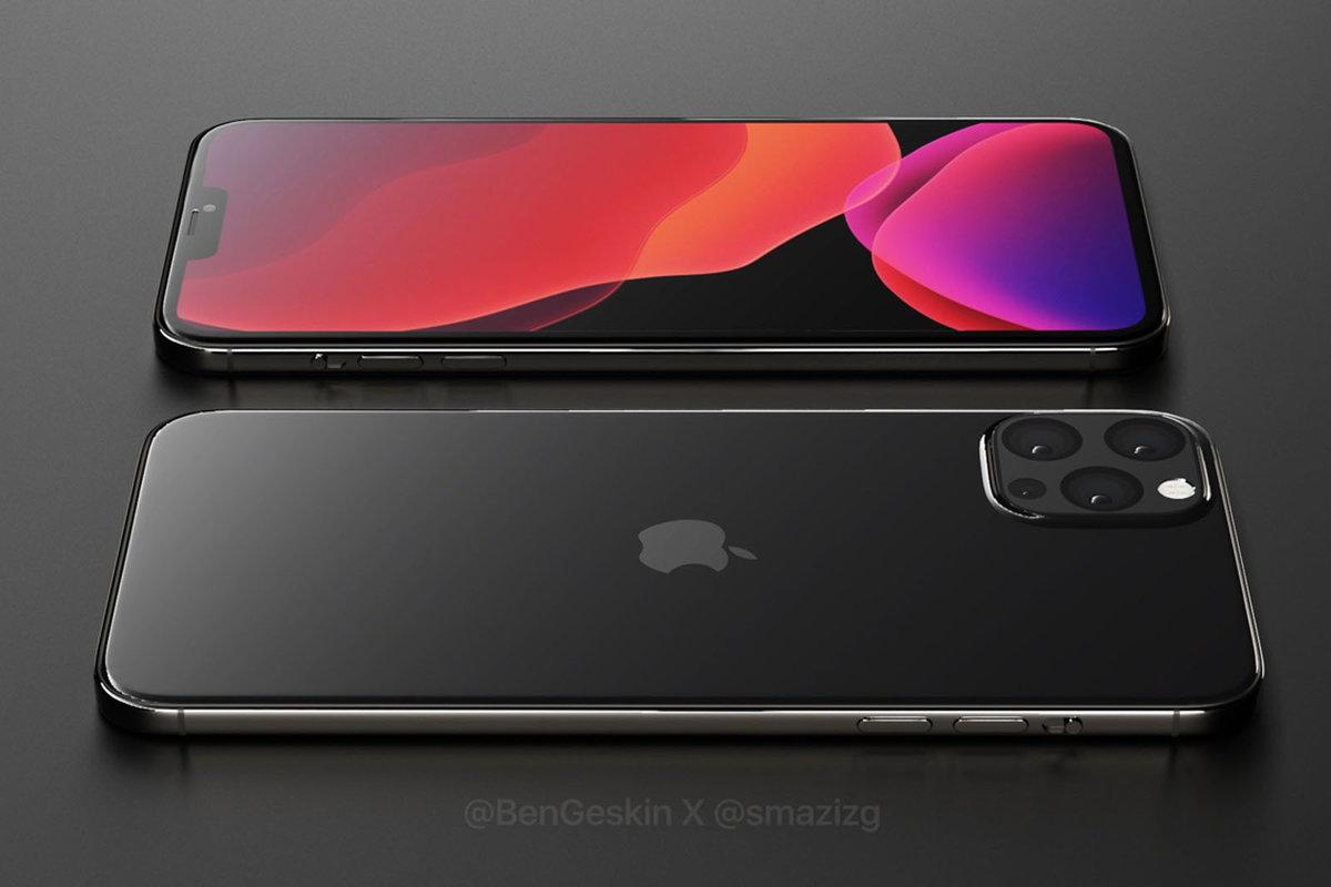 iphone 12 concept - iPhone 12 : prix, design, écran, photo, sortie... Ce que l'on sait du smartphone événement