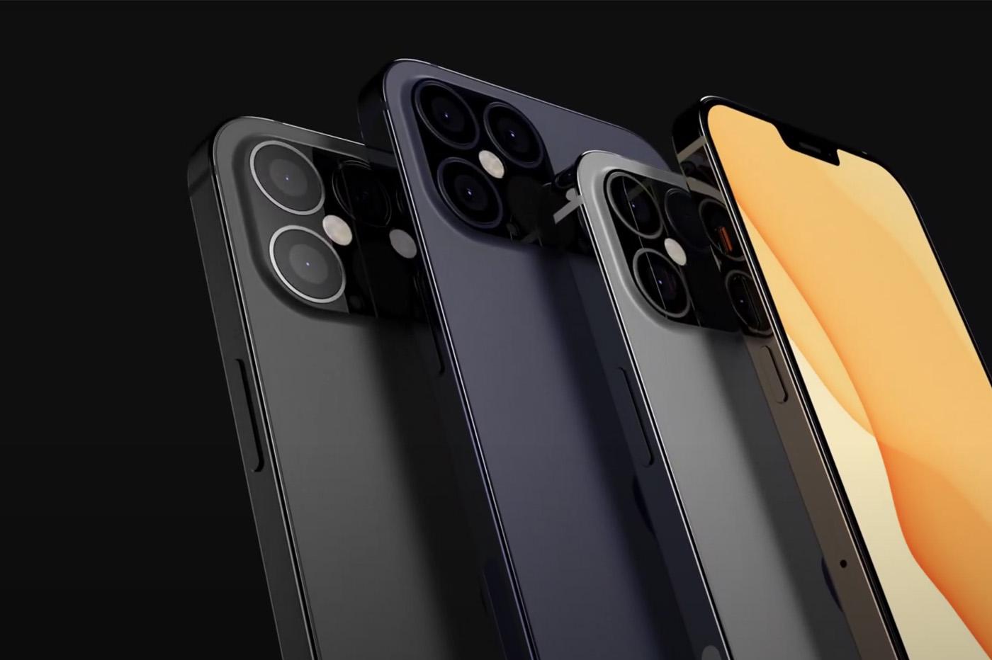 iphone 12 video - iPhone 12 : l'appareil photo embarquerait toujours 12 mégapixels