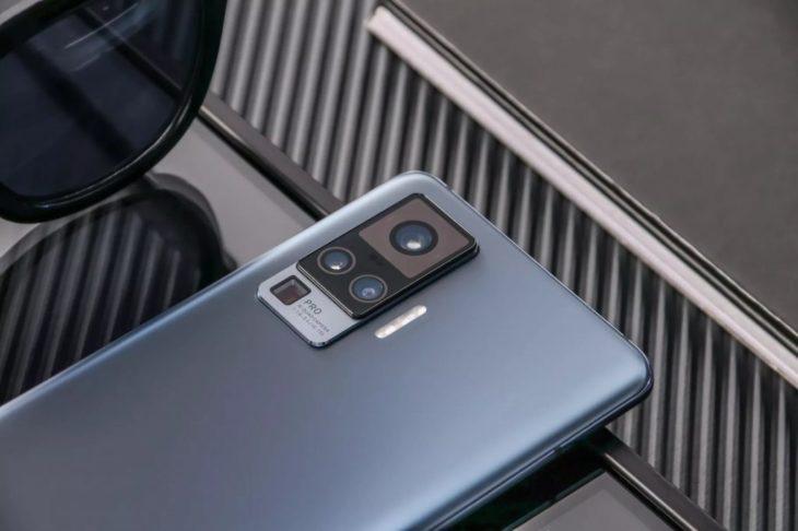 Vivo développe un smartphone qui peut changer la couleur de son dos