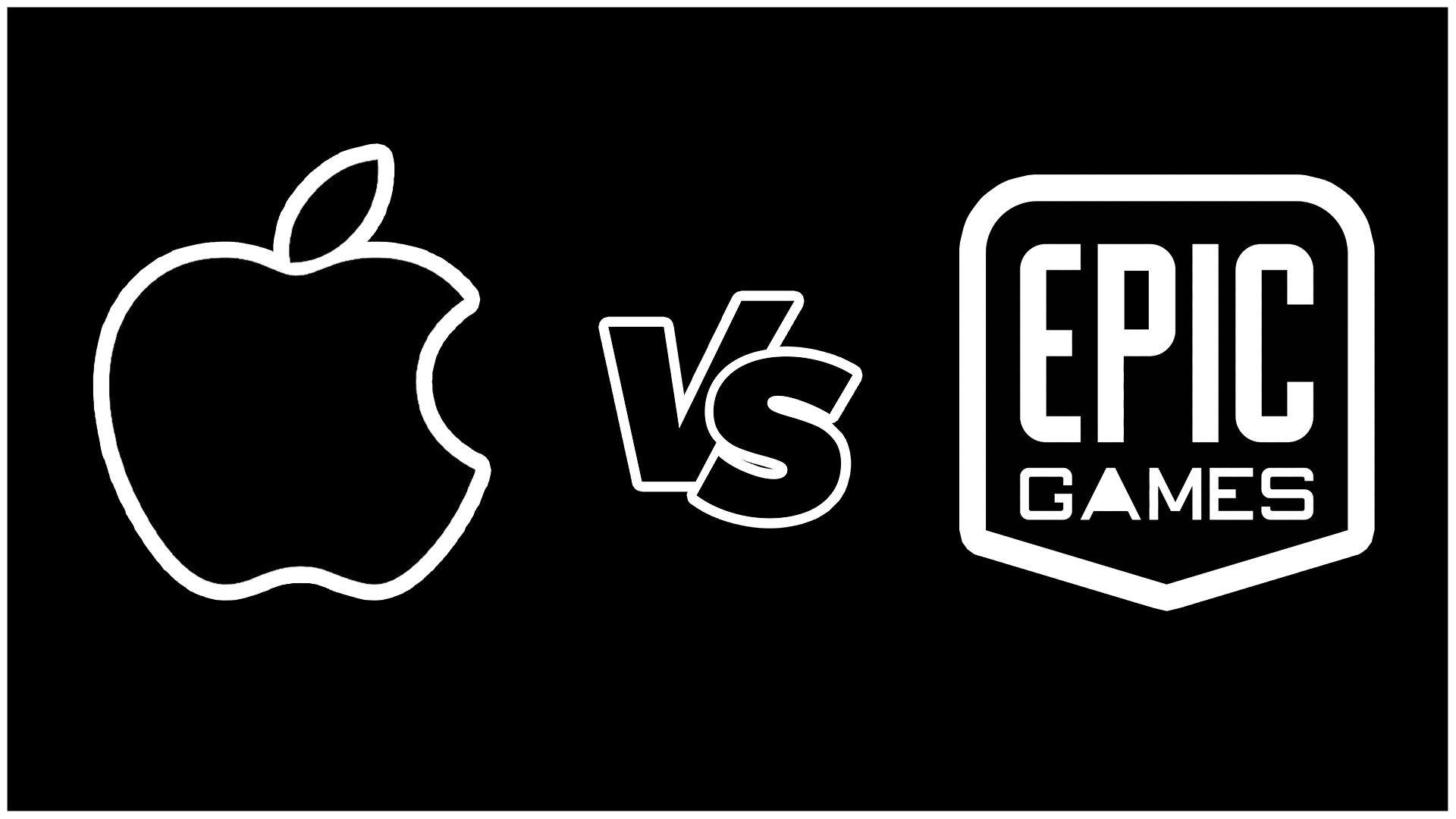 EpicVSApple - Epic Games et Apple bientôt forcés à s'affronter en procès