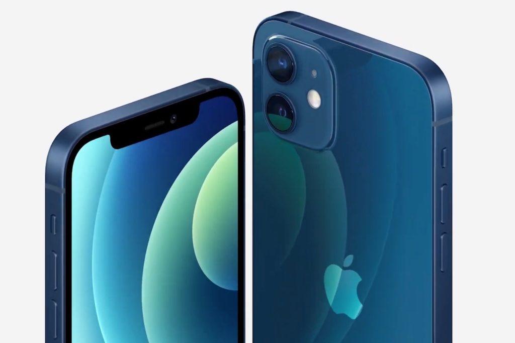 apple iphone 12 1024x682 - iPhone 12 : tout savoir sur les modèles Mini, standard et Pro (prix, design, sortie...)