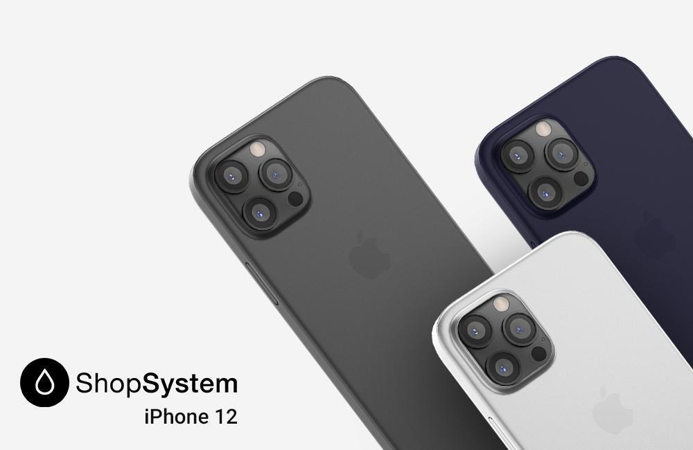 ShopSystem : les coques pour iPhone 12