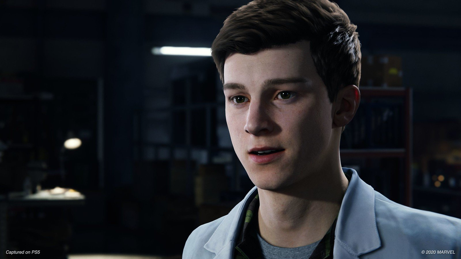 peter parker spider man remastered - Spider-Man Remastered sur PS5 : Peter Parker change de visage