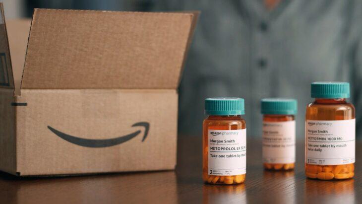 Amazon va vendre des médicaments via sa pharmacie en ligne