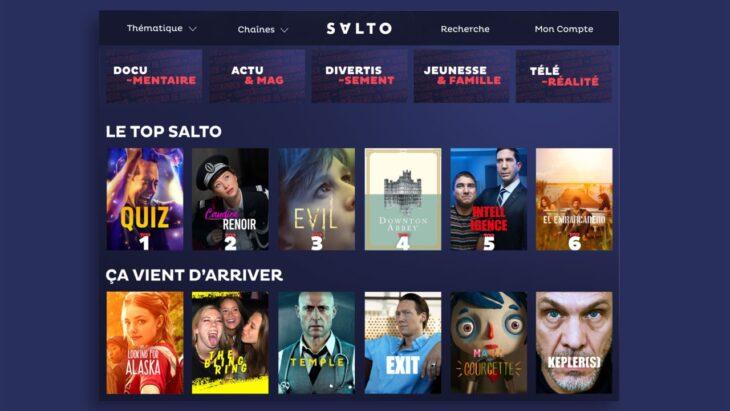 Salto a attiré 100.000 utilisateurs en moins d'un mois