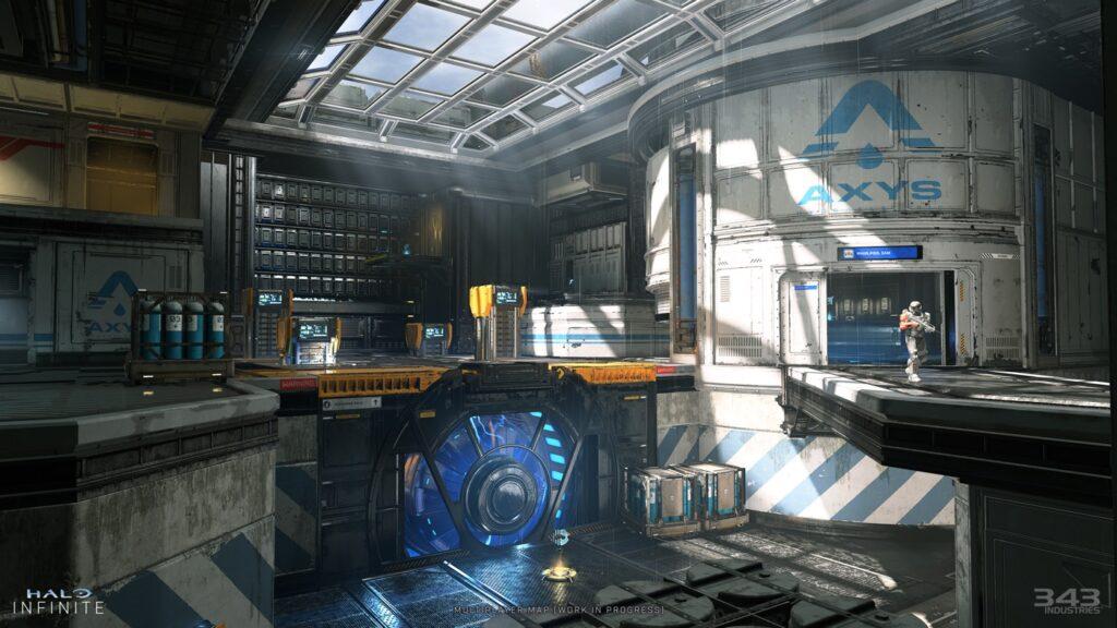 Xbox Series X : Halo Infinite sortira à l'automne 2021