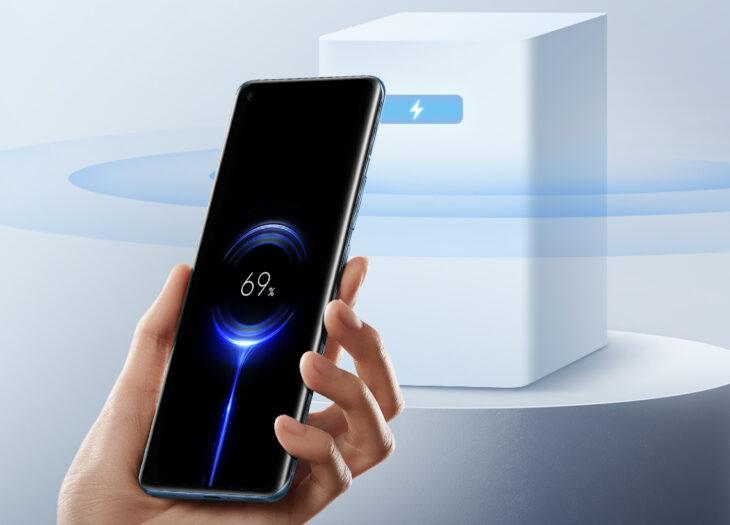 Xiaomi dévoile Mi Air Charge, une recharge sans fil fonctionnant dans toute la pièce