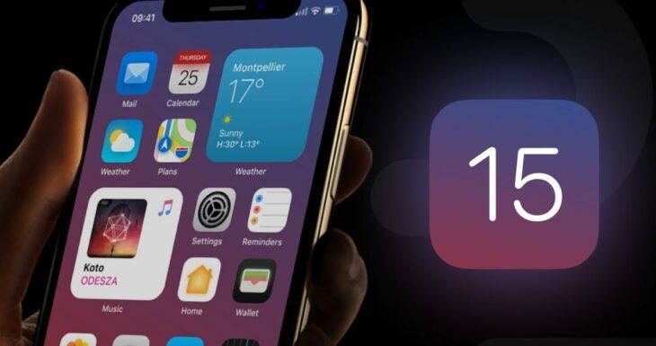 iOS 15 signerait la fin des iPhone 6S & iPhone SE 2016