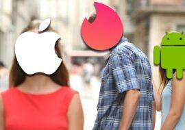 Apps de rencontre : plus de matchs pour les possesseurs d'iPhone !
