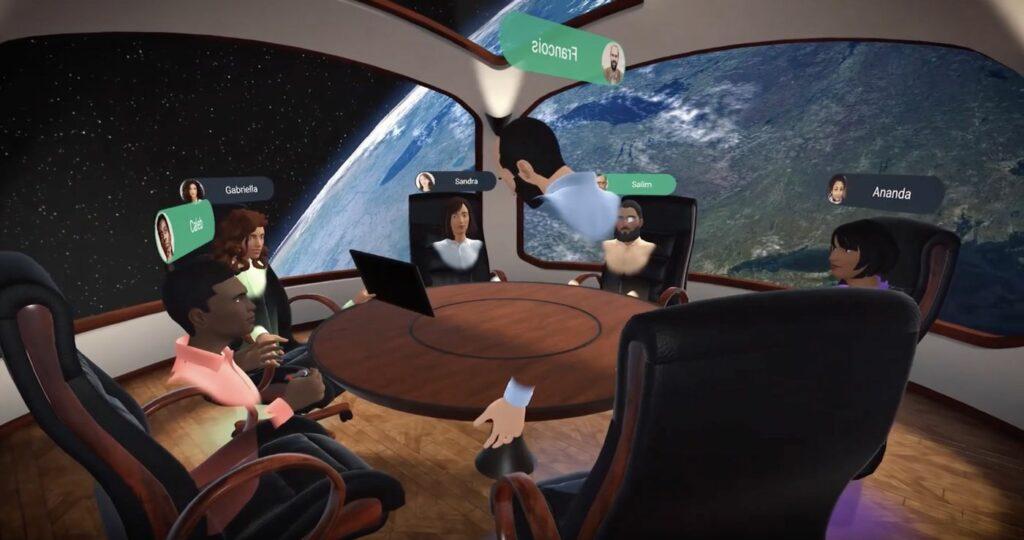Mark Zuckerberg croit au télétravail... en réalité virtuelle
