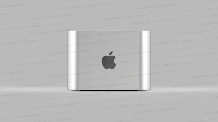 Leak : un aperçu du futur Mac Pro mini d'Apple ?
