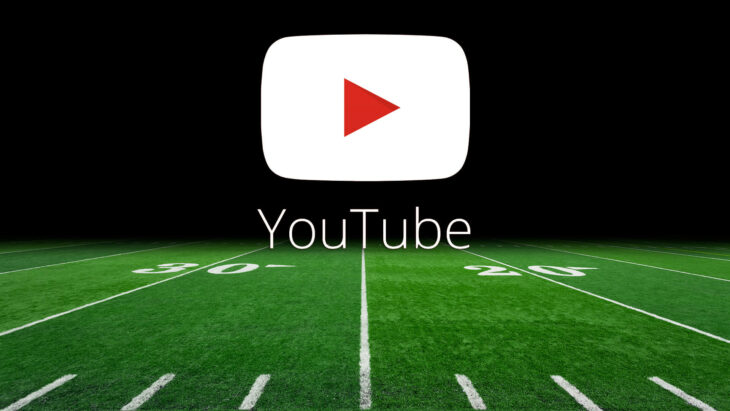 YouTube lance une section dédiée aux sports