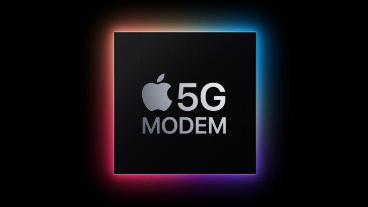 Le modem 5G d'Apple sur tous les iPhone de 2023 ?