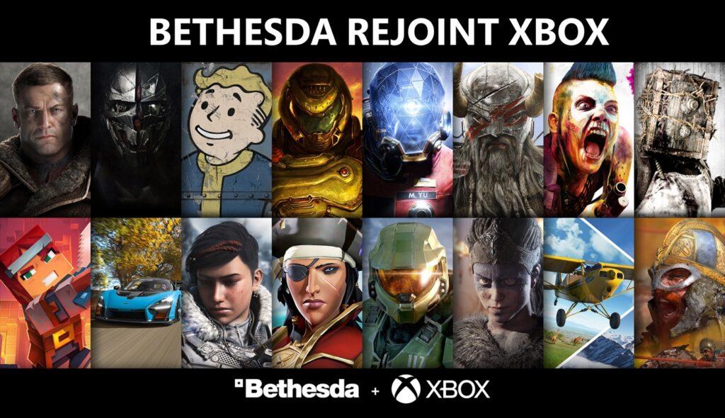 Xbox : Microsoft officialise le rachat de Bethesda (Doom, The Elder Scrolls, Fallout)